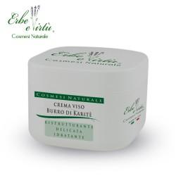 Crema Viso Burro di Karitè 500 ml