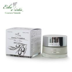 Crema Viso Olio di Oliva 50 ml
